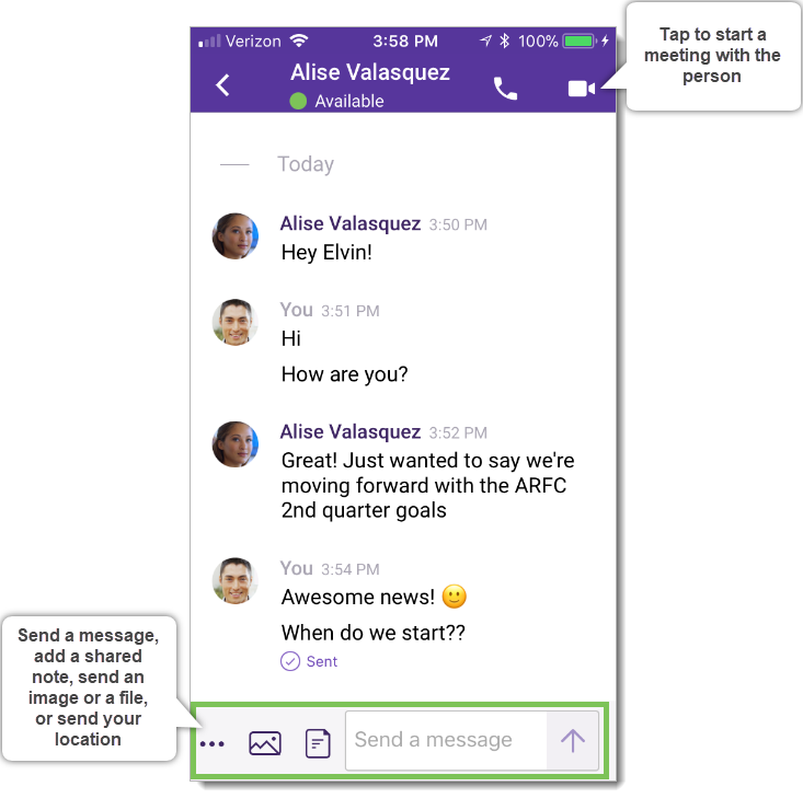 Chat Overview – Fuze Help Center