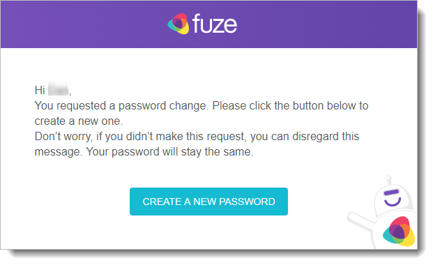 Retrieve your Username and Reset your Password – Fuze Help